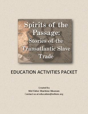 Spirits of the Passage Education Activities Packet